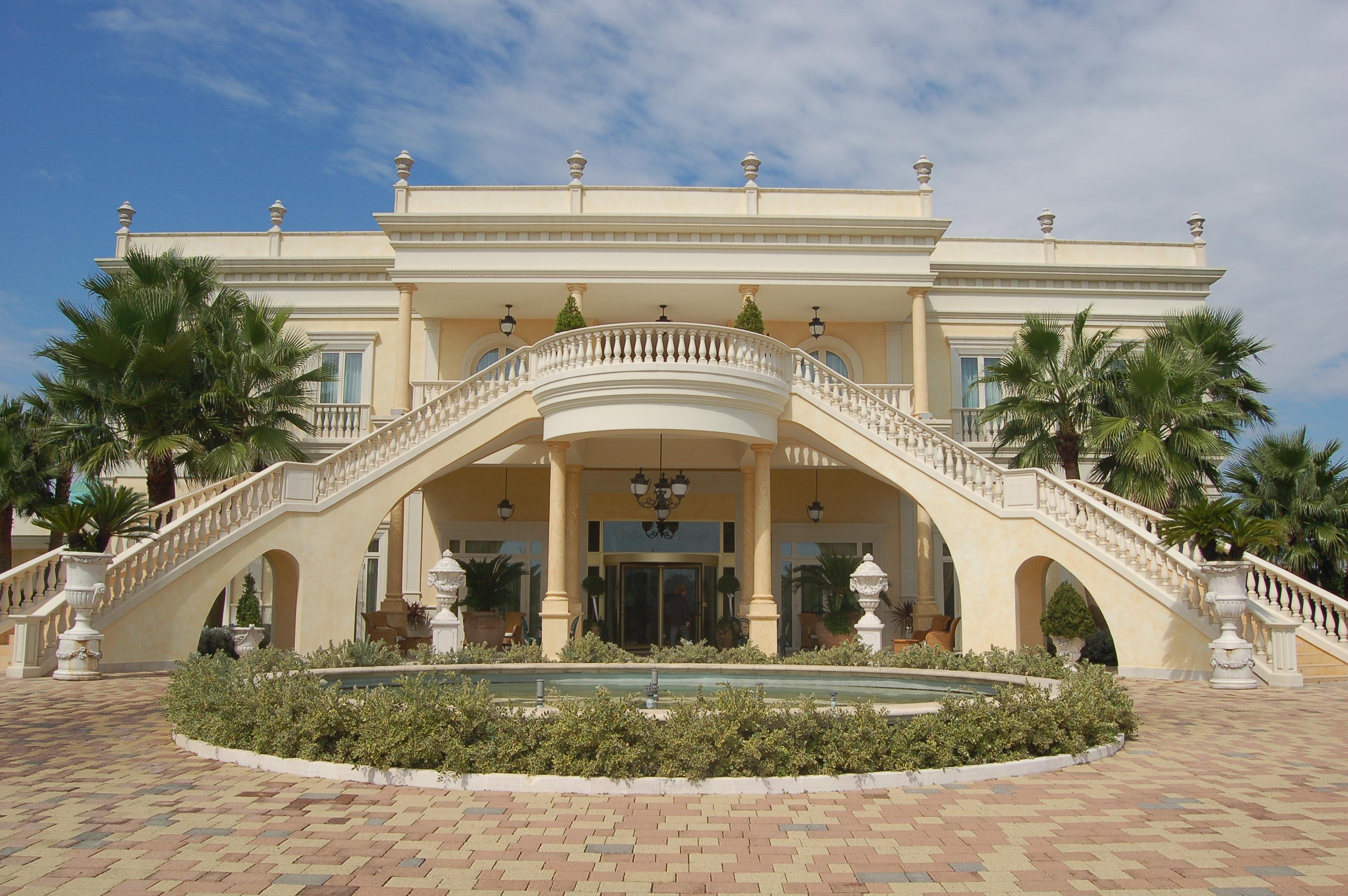 Villa dei principi laterza foto 67