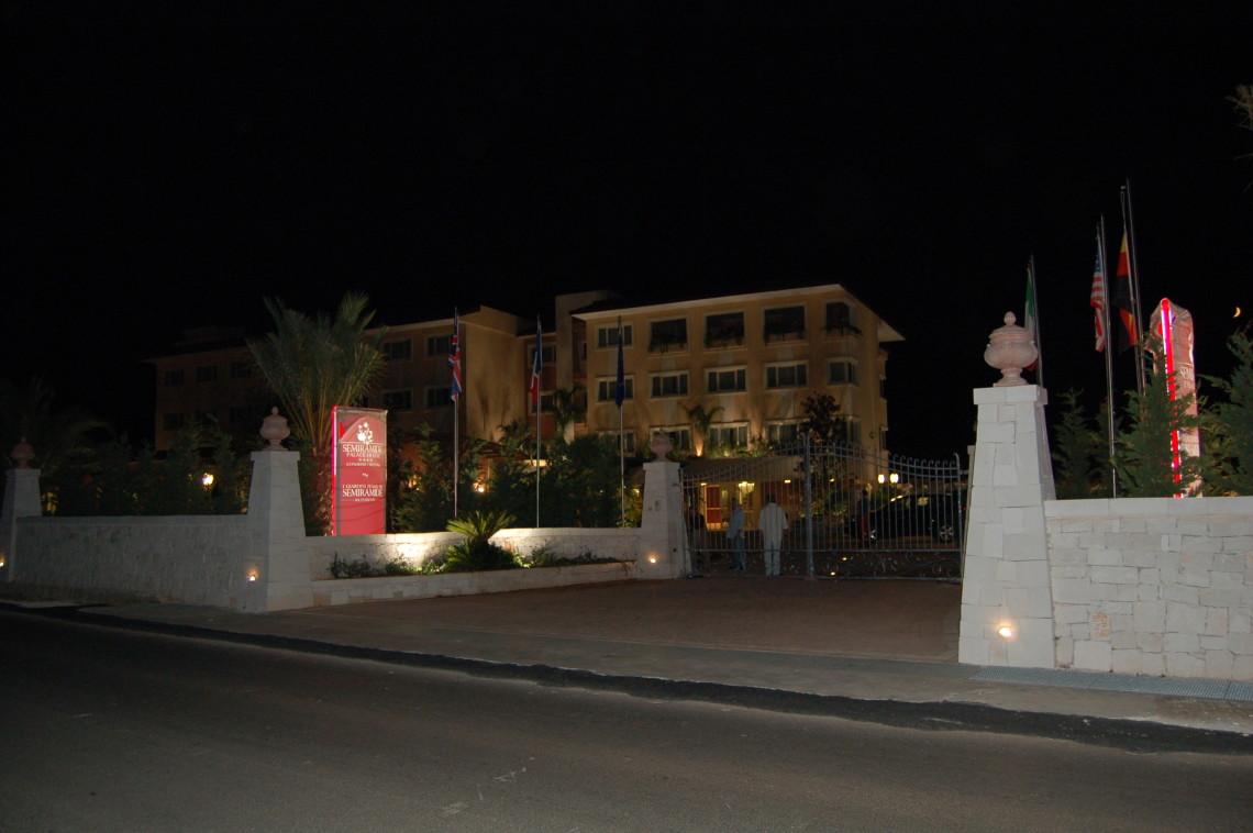 "Hotel ""Semiramide"" – Castellana Grotte (BA)"