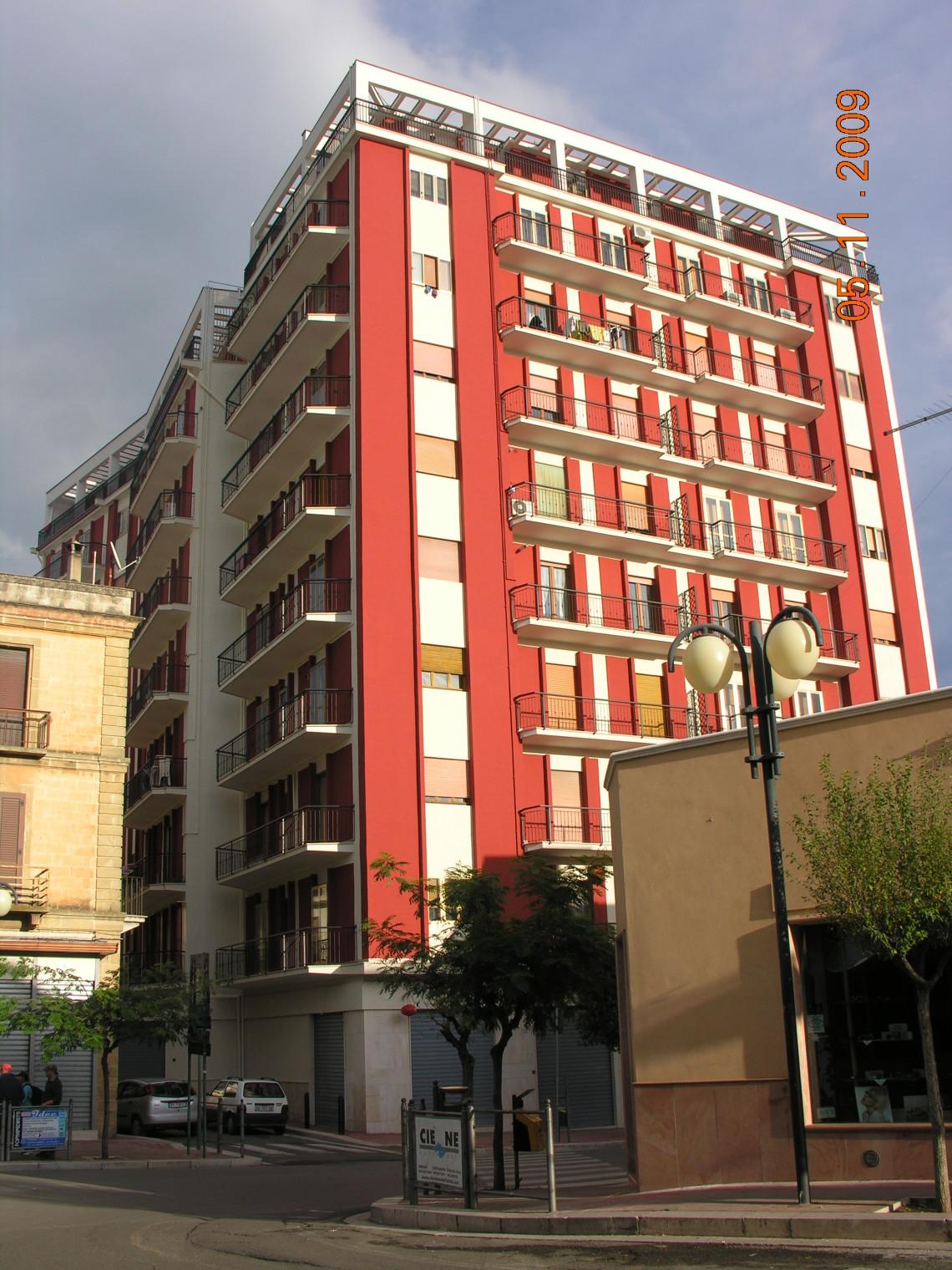 Condominio Via Matteotti n. 6 – Ginosa (TA)