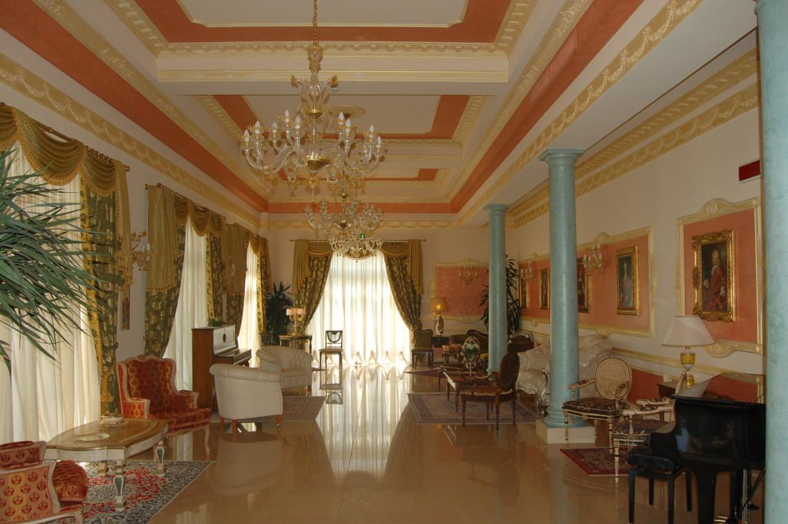 """""""Villa dei Principi"""" Sala Ricevimenti – Laterza"""