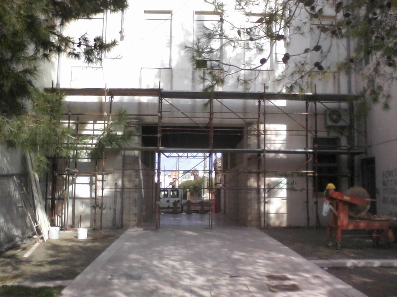 Comune di salve le lavori di ristrutturazione con cambio di destinazione ad uso casa di riposo - Lavori di ristrutturazione casa ...