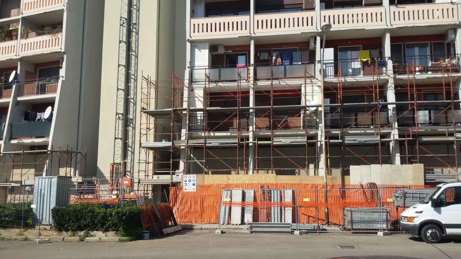 Lavori di manutenzione prospetti esterni condominio via - Condominio lavori ...